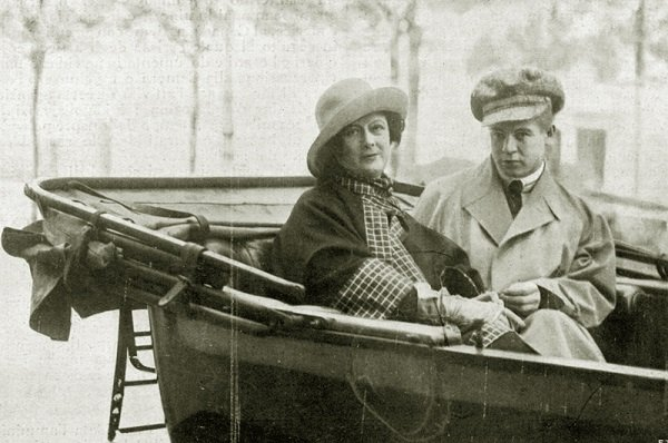 Есенин и Айседора Дункан: история любви