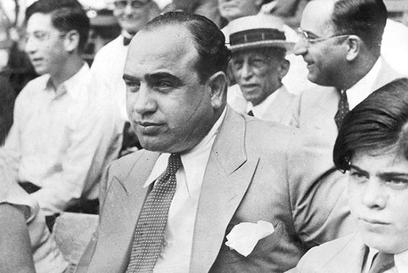 Аль Капоне: биография