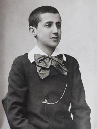 Марсель Пруст: биография