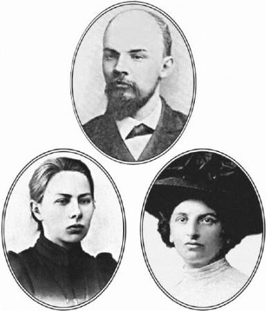 Ленин Владимир Ильич: краткая биография