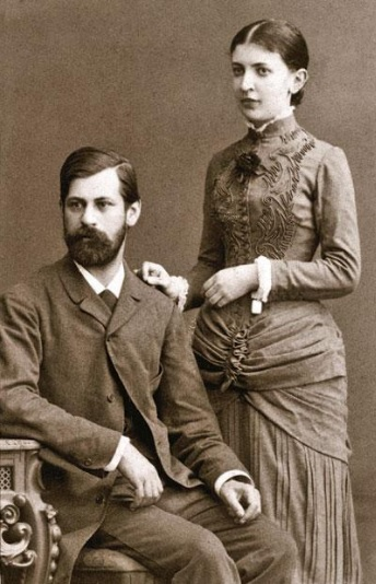 Зигмунд Фрейд: краткая биография
