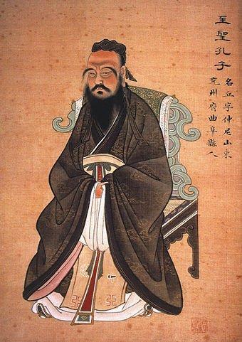 Конфуций: краткая биография