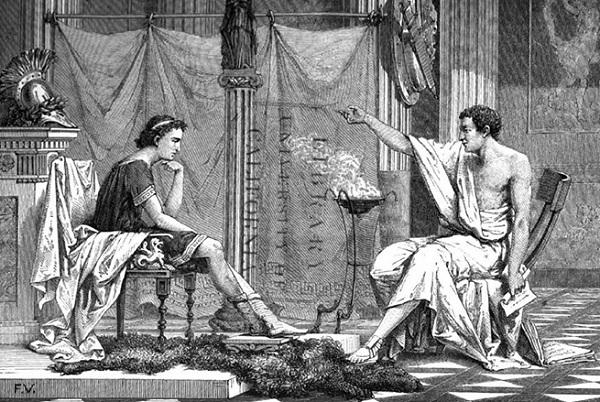Аристотель: краткая биография и его открытия