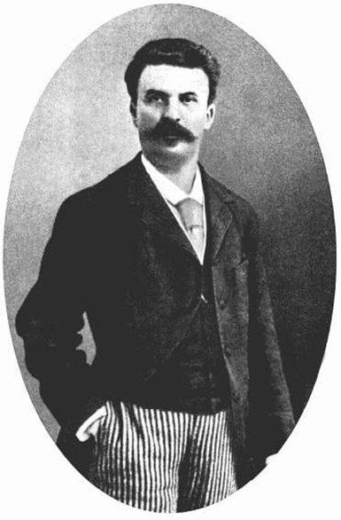 Ги де Мопассан: биография