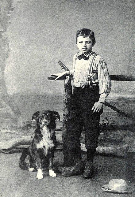 Джек Лондон: краткая биография