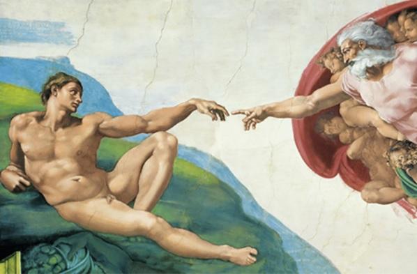 Микеланджело Буонарроти: биография