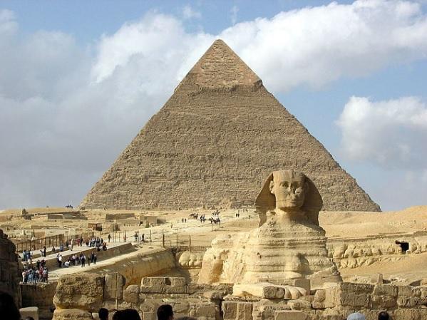 Тайна египетского Сфинкса