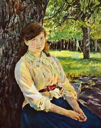 Валентин Серов: краткая биография