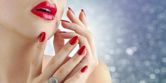 женщина и красота ногтей цитаты